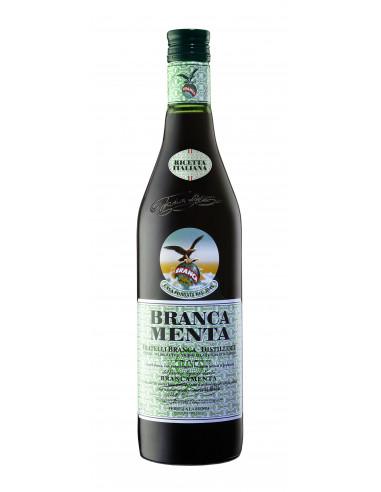 Branca menta Ricetta Italiana 750ml.