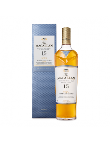 The Macallan Triple Cask 15 años