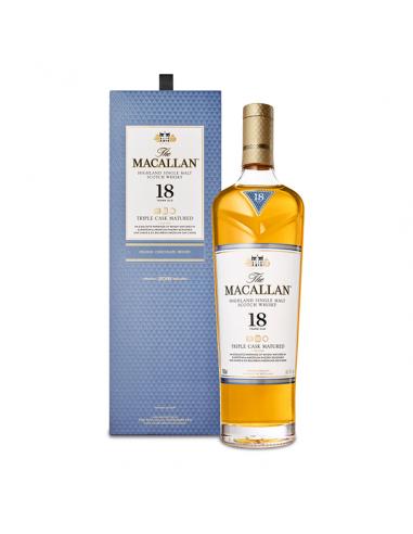 The Macallan Triple Cask 18 años