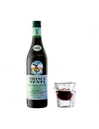 Branca Menta Ricetta Italiana + Shot...