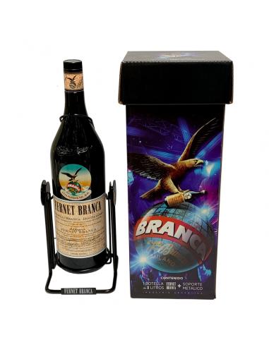 Fernet Branca 3 Litros  c / soporte...
