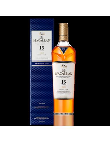 The Macallan Double Cask 15 años